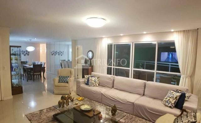 GM - Apartamento todo Projetado / 4 suítes/ 3 vagas - Foto 5