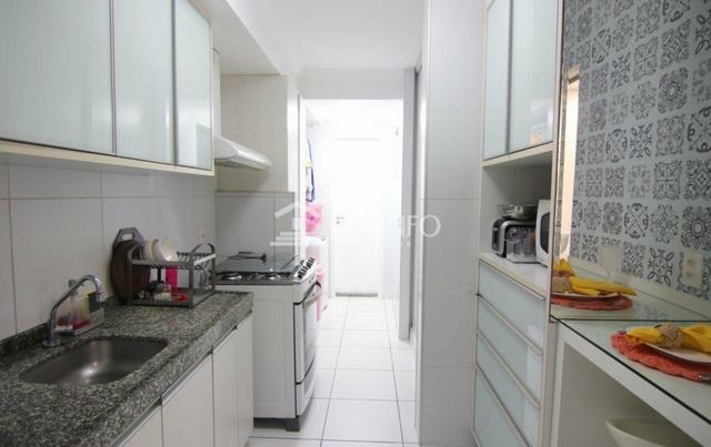 GM - Apartamento todo Projetado/ 3 quartos / varanda - Foto 4