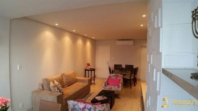 GM - Apartamento com varanda gourmet/ 3 quartos / 2 vagas - Foto 2