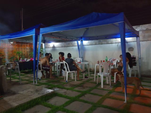 Tendas Festa Protegida (Sol & Chuva) R$ 50,00 - Foto 3