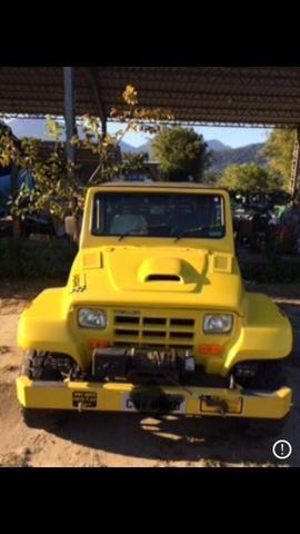 Jeep troller tr4