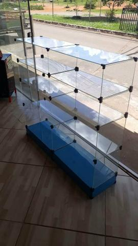 Balcão de vidro - Foto 3