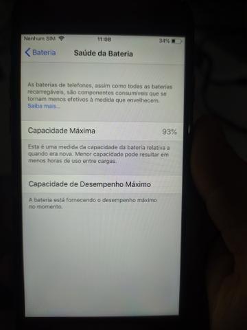 IPhone 7 128gb jet black - Foto 3