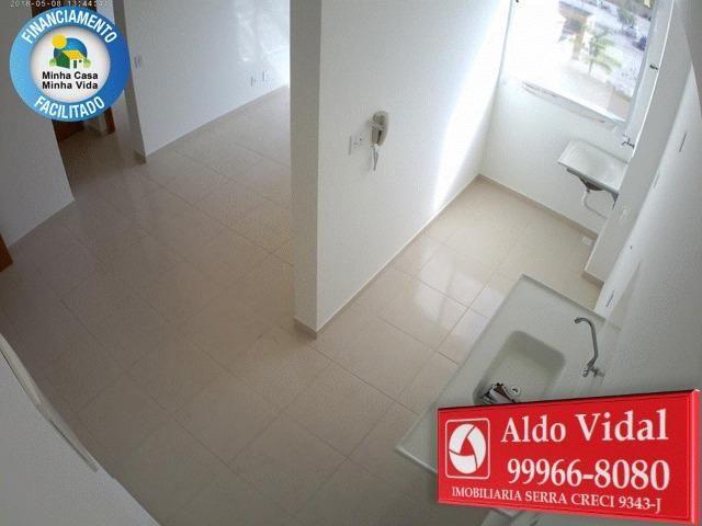 ARV66- Via Sol Apto 2Q C/Varanda em Morada de Laranjeiras. - Foto 4