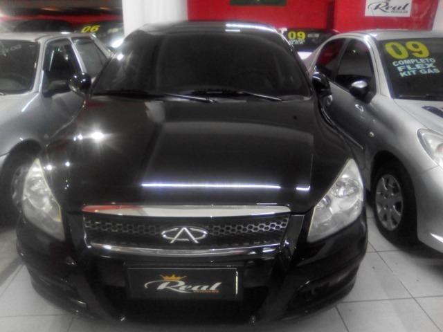Chery Cielo Sedan 1.6, 2012, Muito novo, aceito troca e financio
