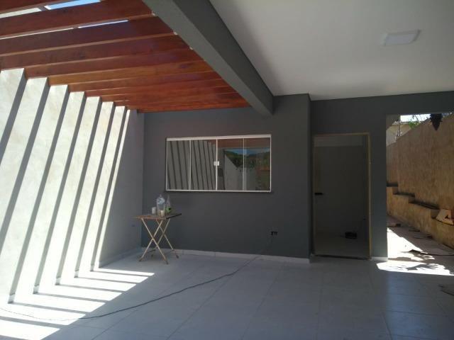 2 Quartos com Suíte Próximo AV. Duque de Caxias Linda Casa Fino Acabamento - Foto 18