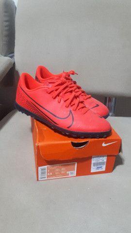 Chuteira society Nike 38