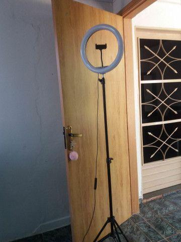 Ringh Light ( cabo está quebrado precisa trocar ) - Foto 2
