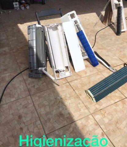 Instalação, manutenção e Higienização de Ar condicionado * - Foto 5