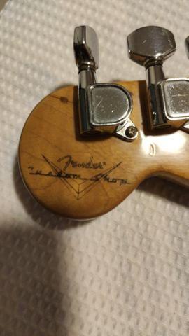 Guitarra fender jaguar custom shop - Foto 5