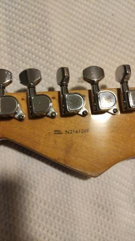 Guitarra fender jaguar custom shop - Foto 6