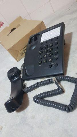 Telefone panasonic kx-t7701 - Foto 3