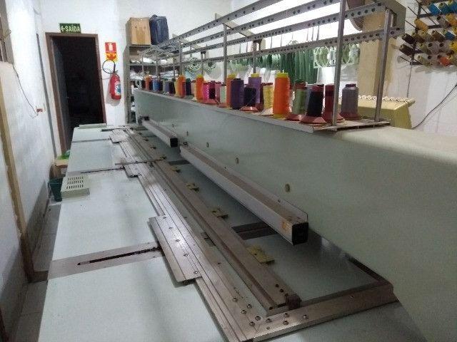 Maquina de bordar computadorizada - Foto 4