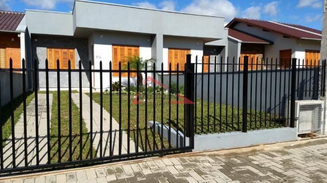 Casa à venda com 2 dormitórios em 4 colonias, Campo bom cod:167498 - Foto 2