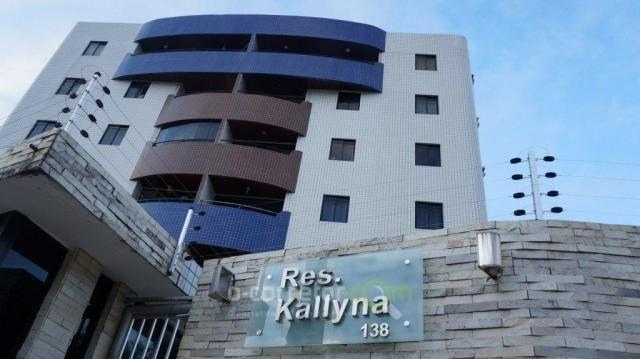Apartamento com 3 dormitórios à venda, 90 m² por R$ 299.000 - Jardim Oceania - João Pessoa