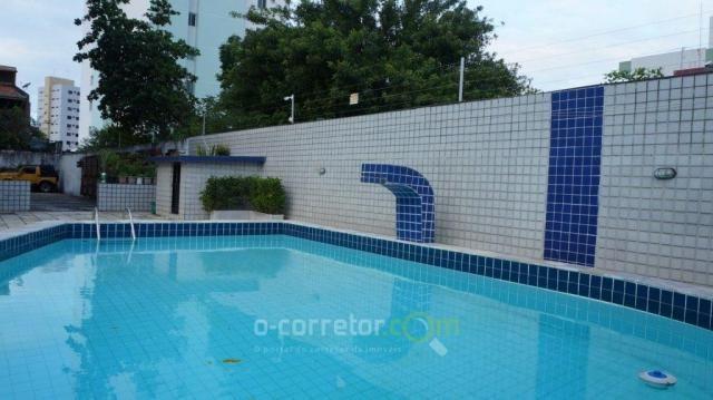 Apartamento com 3 dormitórios à venda, 90 m² por R$ 299.000 - Jardim Oceania - João Pessoa - Foto 5