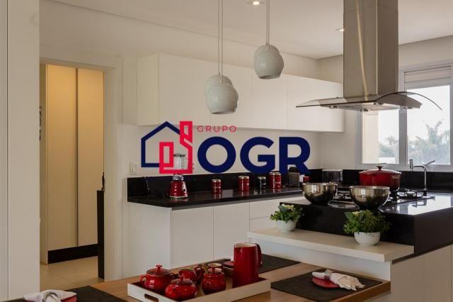 Apartamento com 3 dormitórios à venda, 182 m² por R$ 989.000,00 - Jardim Aquárius - Limeir - Foto 9