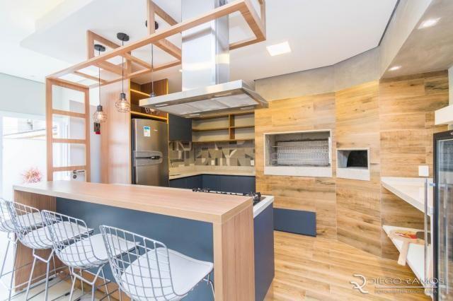 Apartamento à venda com 3 dormitórios em Cristal, Porto alegre cod:AP010608 - Foto 17