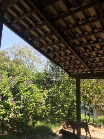 Casa com 3 dormitórios à venda, 500 m² por R$ 1.200.000,00 - Mata Paca - Niterói/RJ - Foto 11