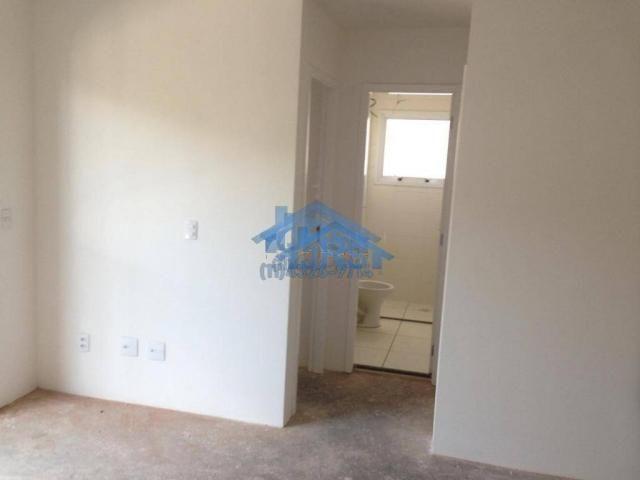 Condomínio Piemont Apartamento com 2 dormitórios à venda, 55 m² por R$ 285.000 - Parque Vi - Foto 3