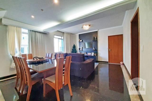 Apartamento à venda com 4 dormitórios em Castelo, Belo horizonte cod:260486 - Foto 4
