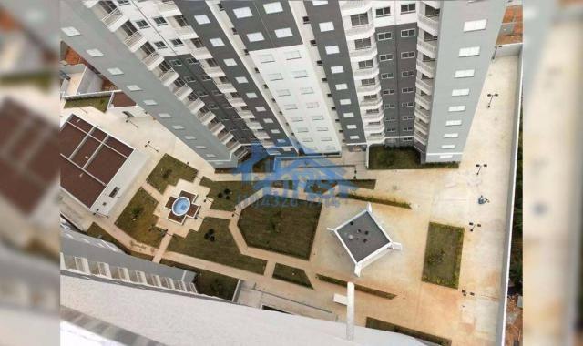 Condomínio Piemont Apartamento com 2 dormitórios à venda, 55 m² por R$ 285.000 - Parque Vi - Foto 9
