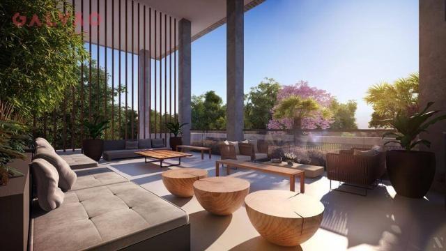 Apartamento com 2 dormitórios à venda, 88 m² por R$ 642.425,79 - Alto da Rua XV - Curitiba - Foto 18