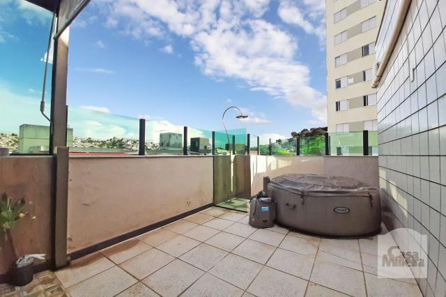 Apartamento à venda com 4 dormitórios em Castelo, Belo horizonte cod:260486 - Foto 16