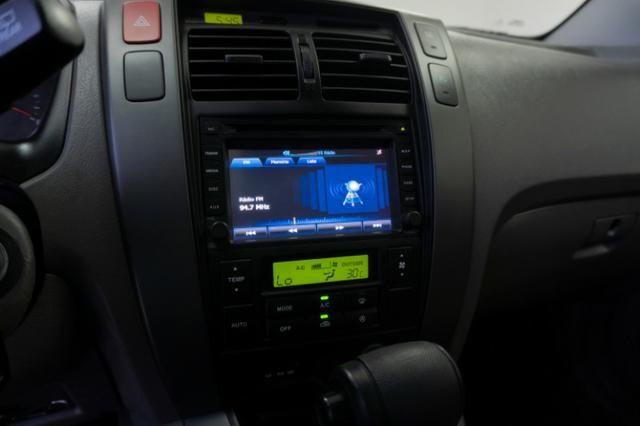 Hyundai Tucson GLS 2017 Cinza 2017 Automático - Foto 8
