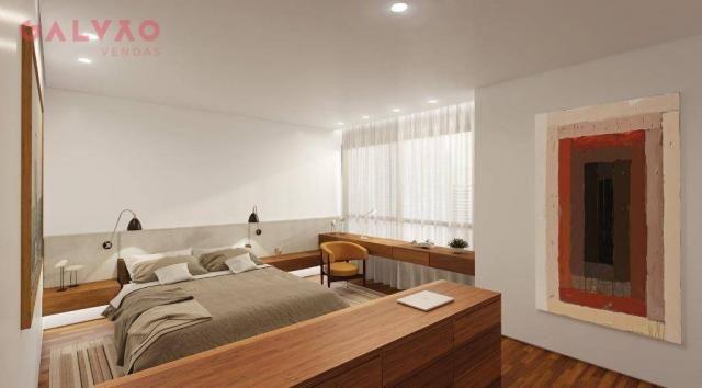 Apartamento com 2 dormitórios à venda, 85 m² por R$ 834.000,00 - Bigorrilho - Curitiba/PR - Foto 8