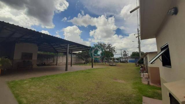 Apartamento com 2 dormitórios à venda, 47 m² por R$ 145.000,00 - Coophasul - Campo Grande/ - Foto 11