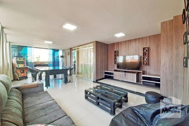Apartamento à venda com 4 dormitórios em Castelo, Belo horizonte cod:260486