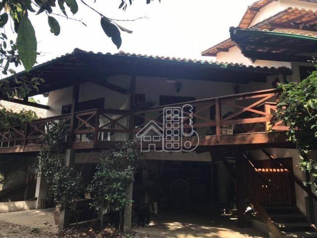 Casa com 3 dormitórios à venda, 500 m² por R$ 1.200.000,00 - Mata Paca - Niterói/RJ - Foto 14
