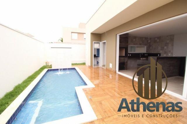 Condomínio Belvedere casa térrea com 3 suítes e 197 m² imóvel novo - Foto 7
