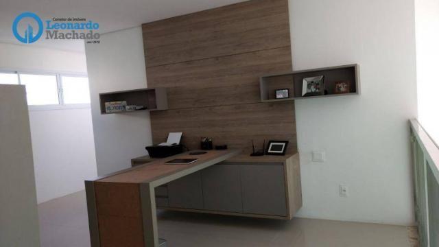 Casa com 5 dormitórios à venda, 320 m² por R$ 1.350.000 - Centro - Eusébio/CE - Foto 14