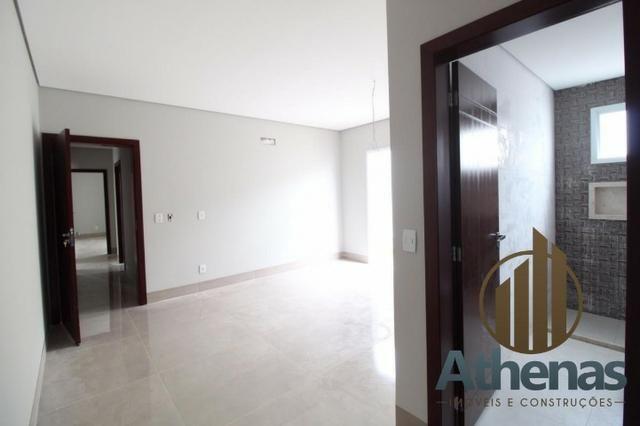 Condomínio Belvedere casa térrea com 3 suítes e 197 m² imóvel novo - Foto 6