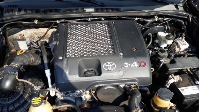 Toyota Hilux CD SRV 3.0 Preto - Foto 8