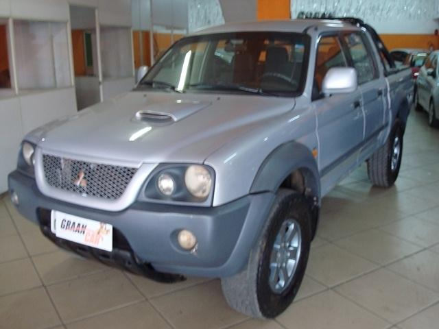 Mitsubishi L200 2.5 Gl 4X2 Cd 8V Turbo 2012