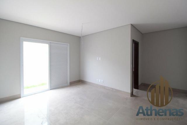 Condomínio Belvedere casa térrea com 3 suítes e 197 m² imóvel novo - Foto 15