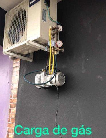 Instalação, manutenção e Higienização de Ar condicionado * - Foto 2