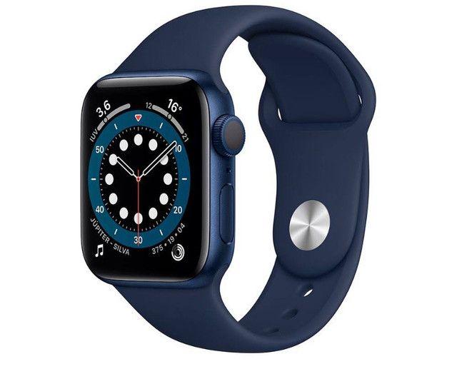 Apple Watch - Serie 6 - Azul - 44mm