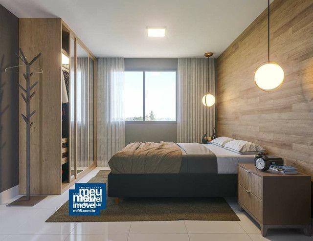 T006-vendo apartamento com parcelas a partir de 157,00$ - Foto 3