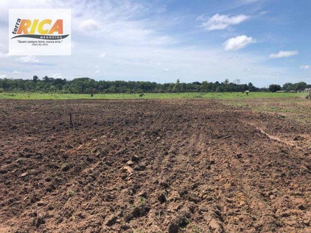 Fazenda a venda com 1.151 hectares no município de Canutama- AM - Foto 5