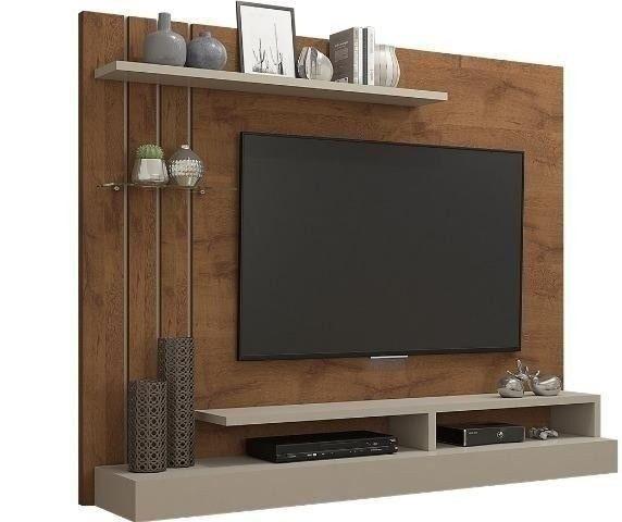 Painel TV Valência   Designe moderno   NOVO - Foto 2