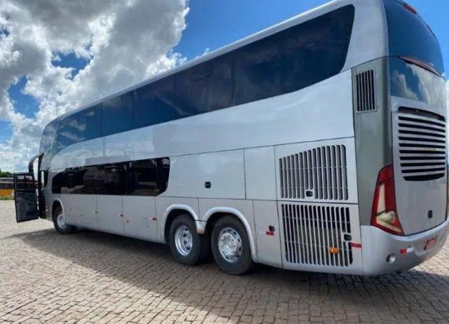 Ônibus Marcopolo DD Scania K 400 6x2 Único - Foto 7