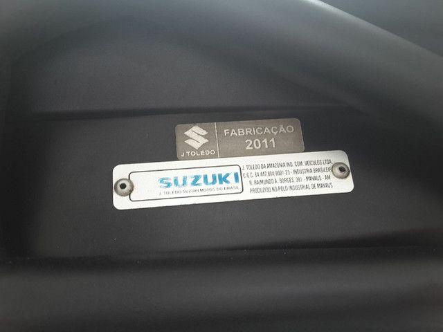 Suzuki Vstrom DL 650 Ano 2011 - Novíssima e Revisada - Foto 20