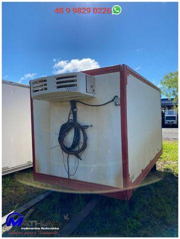 Camara termica 3.65mts usado revisado e instalado Mathias implementos - Foto 2
