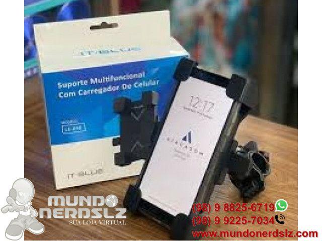 Suporte Para Celular Moto e Bicicleta IT-Blue LE-040 em São Luís Ma