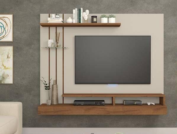 Painel TV Valência   Designe moderno   NOVO - Foto 3