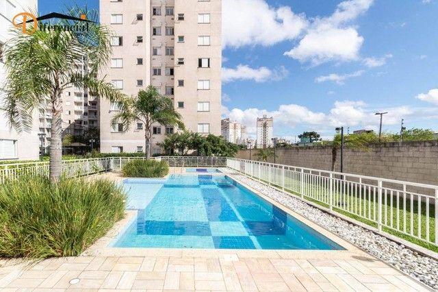 Apartamento com 3 dormitórios à venda, 62 m² por R$ 320.000,00 - Fanny - Curitiba/PR - Foto 19